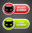 Cats permission icons