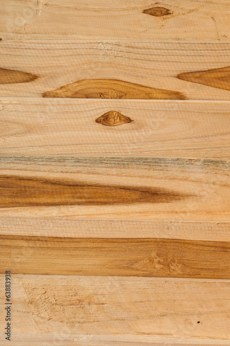 Teak texture background