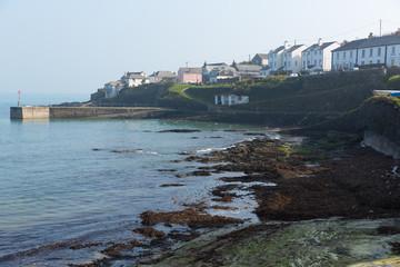 Portscatho Cornwall Roseland Peninsula Cornish coast
