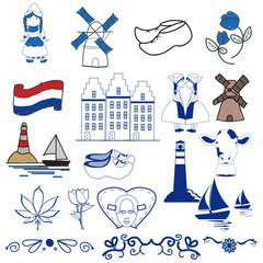 dutch design elements