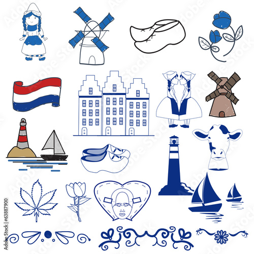 dutch design elements