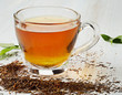 cup of  rooibos tea
