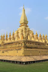 Laos travel landmark