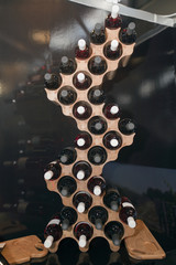 Large wine holder