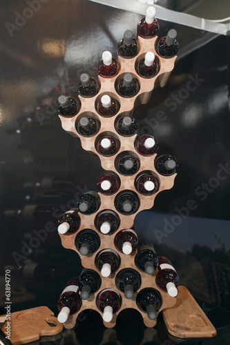 Large wine holder