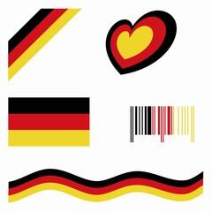 Deutschland Symbole