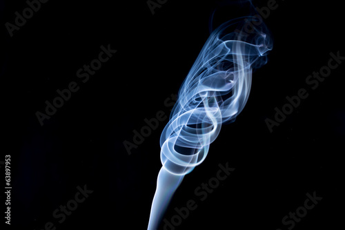 Foto op Aluminium Rook Rauch