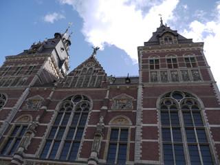 Rijksmuseum facade, Amsterdam