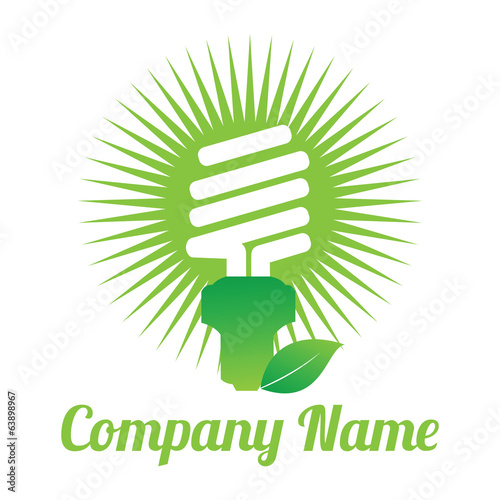 electric green logo