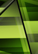 Glass geometric info background