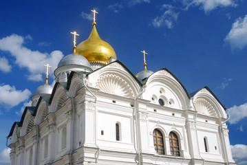 Archangel's church. Moscow Kremlin.