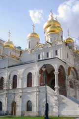 Archangel's church. Moscow Kremlin.