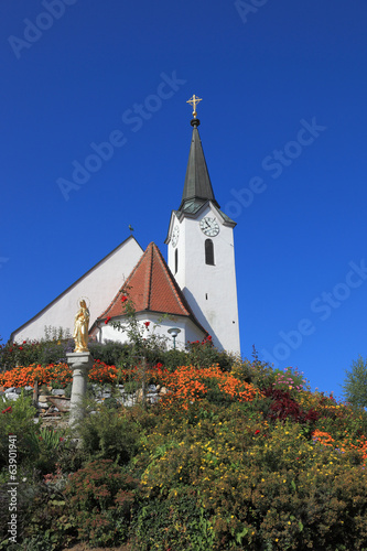 Elegant bell tower