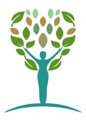 Human Tree health live
