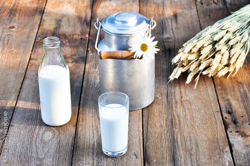 frische Milch - 63904540