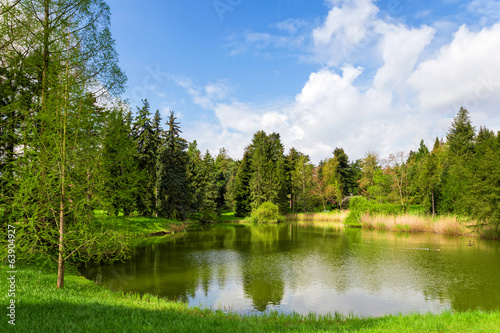 canvas print picture kleiner See