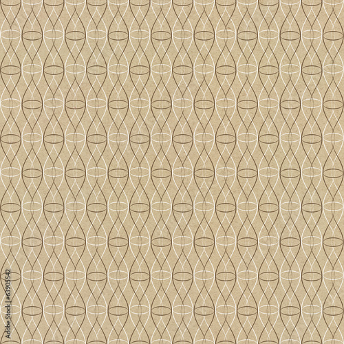 Seamless  pattern on packaging paper texture