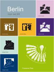 Berlin icons