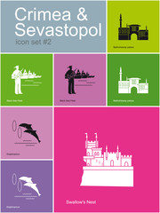 Icons of Crimea & Sevastopol