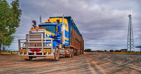 Road train, Australia
