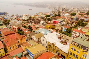 Techos de Valparaíso