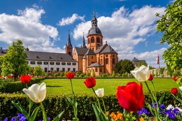 Kloster und Klostergarten Seligenstadt