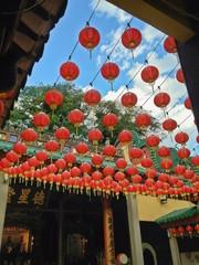 Chan See Shu Yuen Temple, Chinatown, Kuala Lumpur, Malaysia