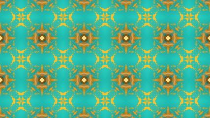 Kaleidoscope background, loop 7