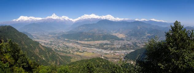 Sarangkot View, Pokhara