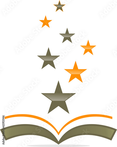 Book Star icon