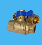 Small diameter ball valve poster