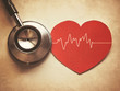 heart and stethoscope - 63916383