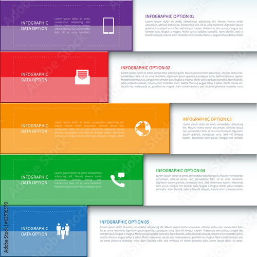 Modern Business  Infographics Banner