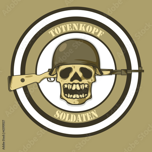 Soldier Skeleton