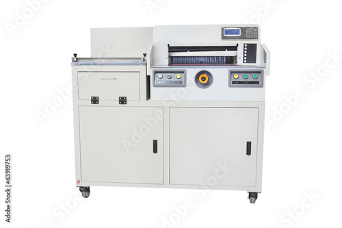 a professional poligraphic machine