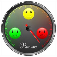 Baromètre d'humeur