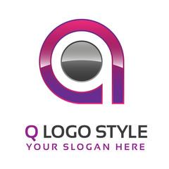 Q Logo Style