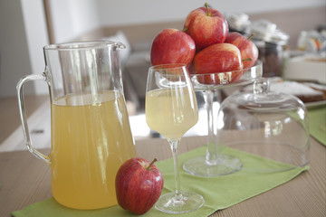 merenda a base di mela