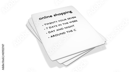 online shopping - be happy - opening times