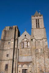 La cathédrale Saint Samson à Dol de Bretagne