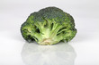 canvas print picture - Kleiner Broccoli