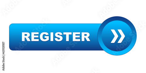 """REGISTER"" Web Button (subscribe sign up buy free registration)"