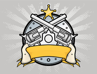 Revolvers Emblem