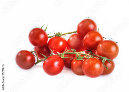 Tomatoes of cherry
