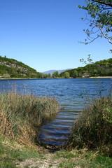 le lac Barteran