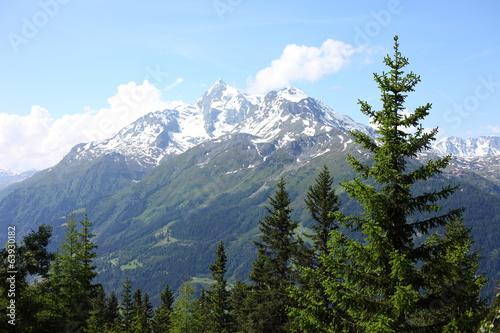 Papiers peints Alpes mont pourri