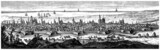 Ancient City : Panoramic View - 18th century - 63930933