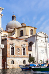 Church of San Geremia. Venice. Italy
