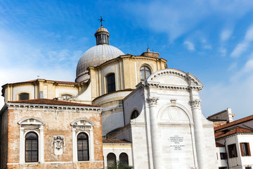 Church of San Geremia. Italy