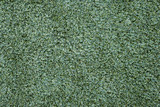 Artificial grass background texture for landscaping exteriors. poster